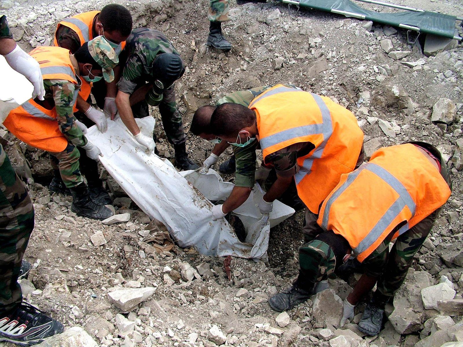 Massaker/ Provinz Latakia