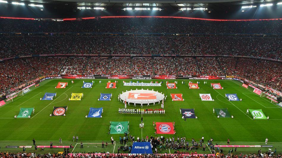 Saisoneröffnung 2016 in München