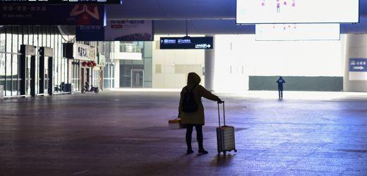 Coronavirus in China: Frankreich will Staatsbürger aus Wuhan holen