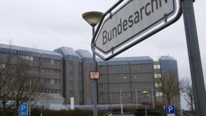 Bundesarchiv in Koblenz