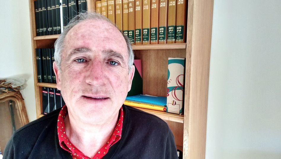 """Jurist Balique: """"Wir haben die Explosionen gehört"""""""