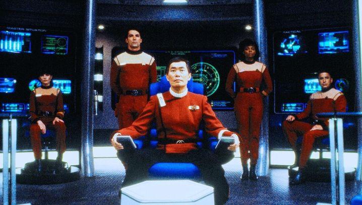 Japanischstämmige Amerikaner: George Takei, Schauspieler und Politaktivist, alias Lieutenant Sulu!
