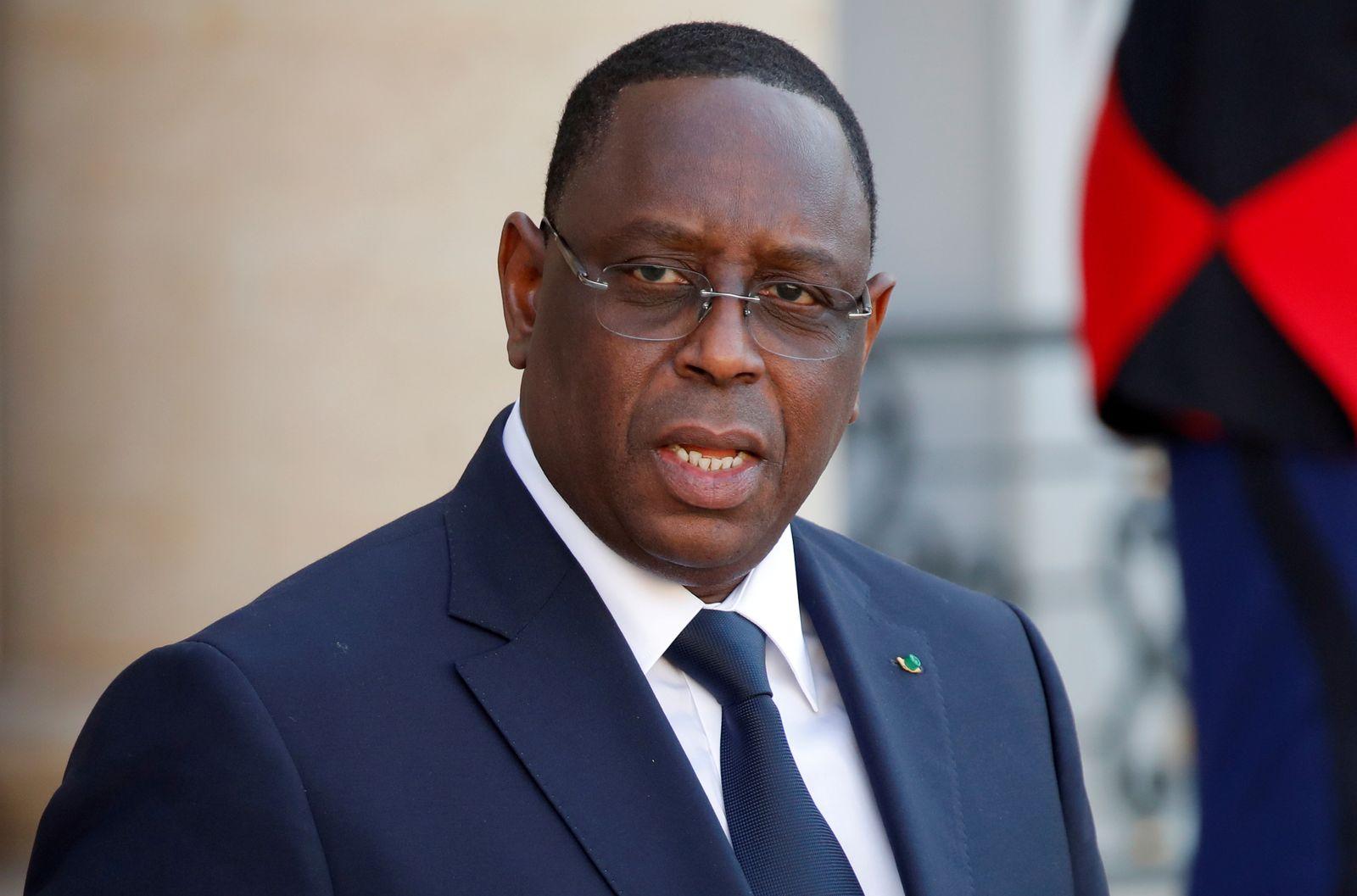 Senegal/ Macky Sall