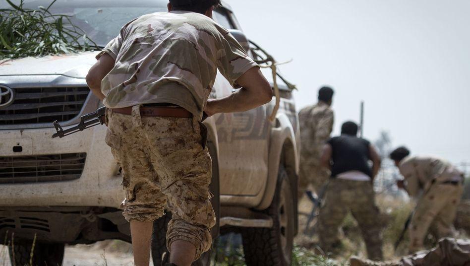 """Bürgerkrieg in Libyen (Archivbild): """"An Einfluss verloren"""""""