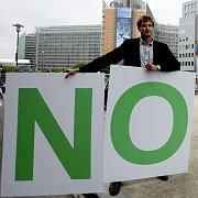 """Aktivist beim EU-Gipfel in Brüssel: """"Was für ein Fehler"""""""