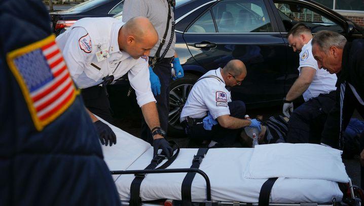 Rettungssanitäter in den USA: Alltag Überdosis