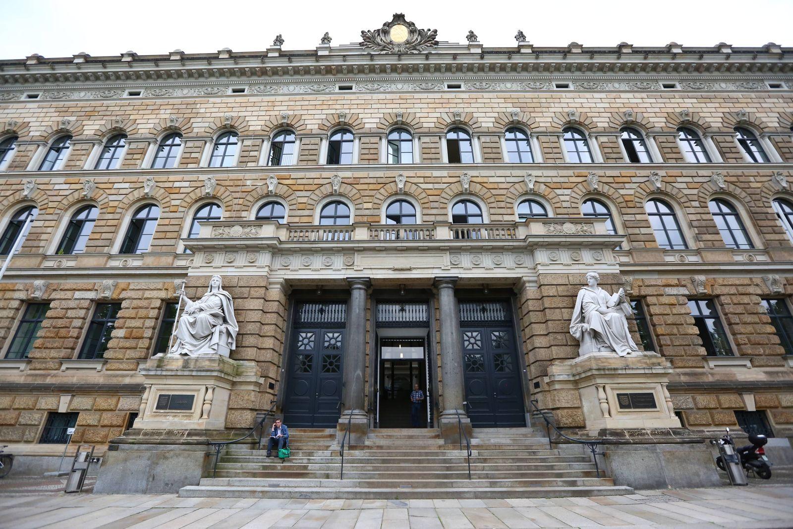 EINMALIGE VERWENDUNG Landgericht Dresden