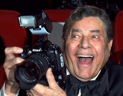 Komiker-Legende Jerry Lewis: Späße mit der Presse