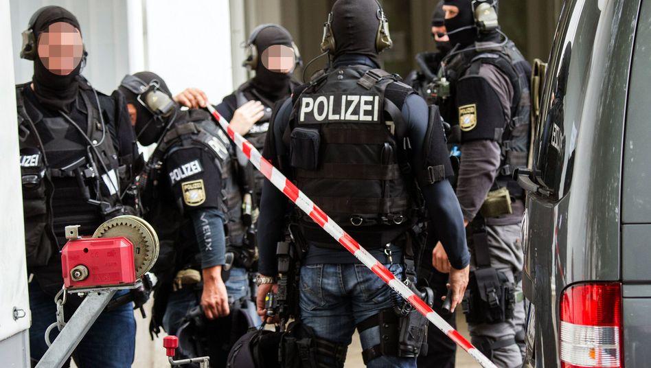 Bayern: Geiselnahme im Rathaus von Ingolstadt beendet
