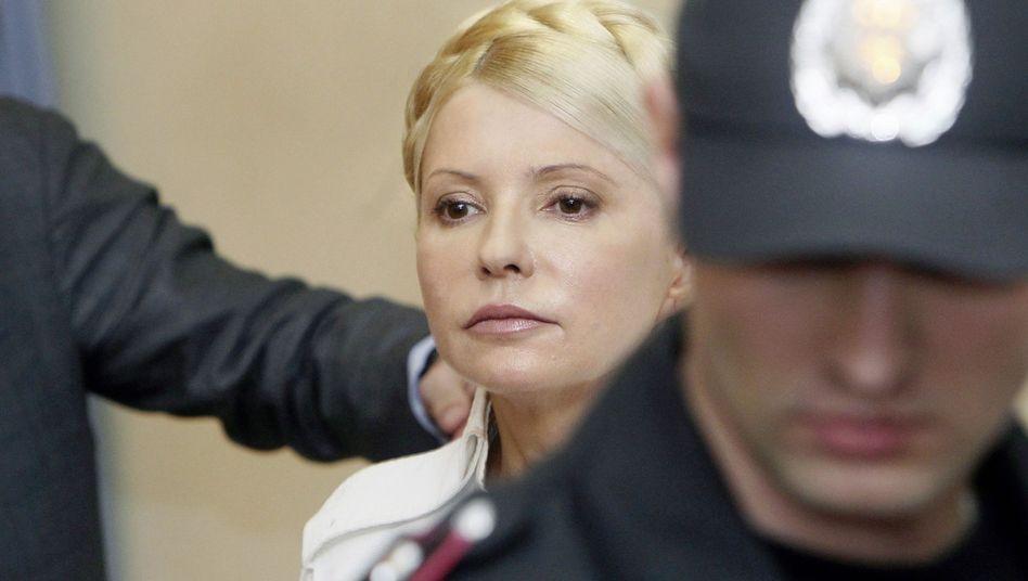 Timoschenko: Hochrangige Prozessbeobachter sollen fairen Prozess sicherstellen