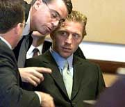 In der ersten Anhörung unterlag er: Boris Becker