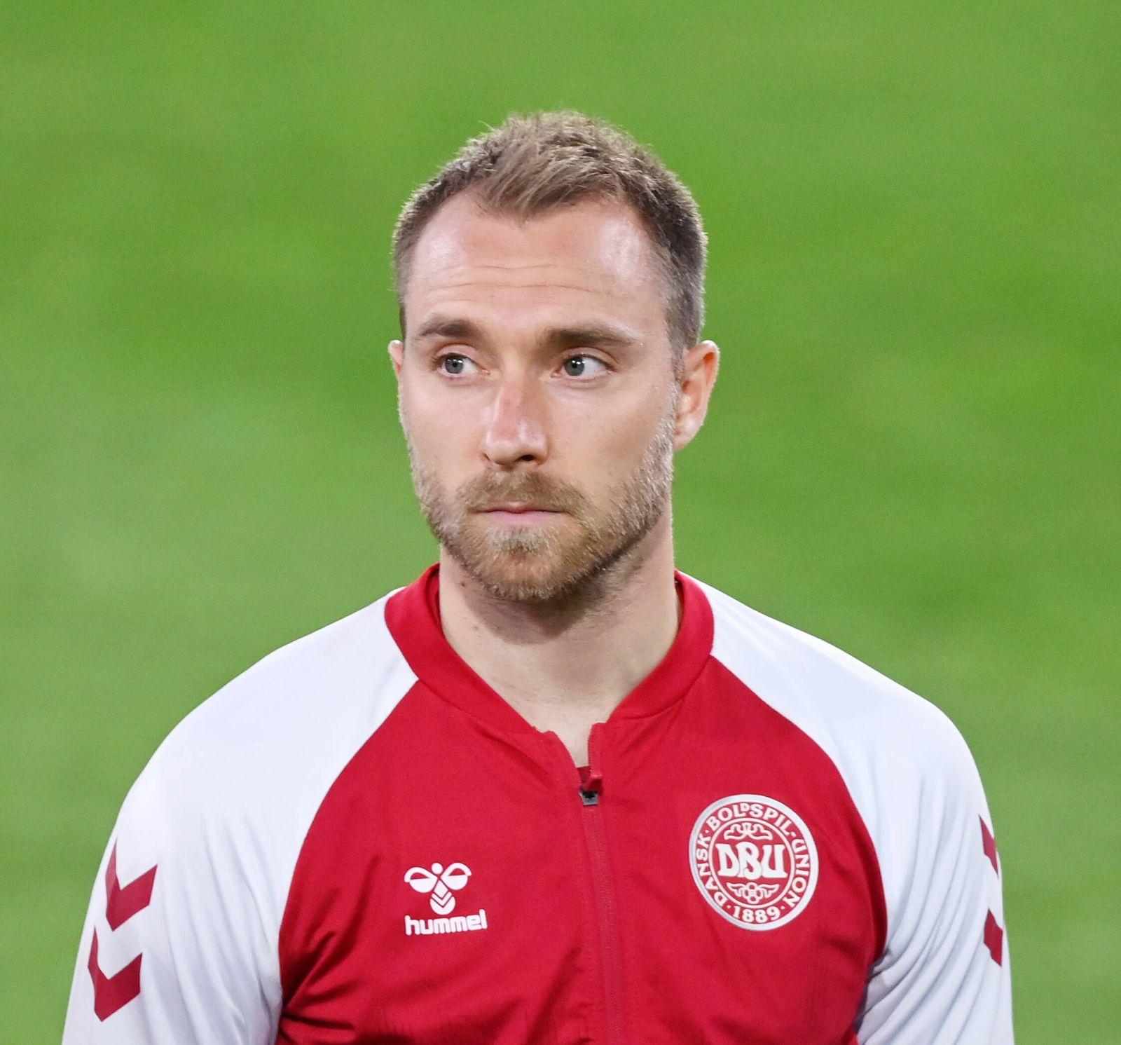 FUSSBALL INTERNATIONAL Testspiel EM 2021 in Innsbruck Deutschland - Daenemark 02.06.2021 Christian Eriksen (Daenemark) *