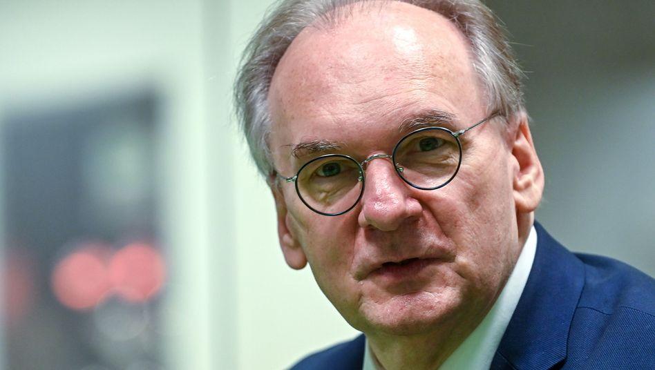 CDU-Ministerpräsident Reiner Haseloff