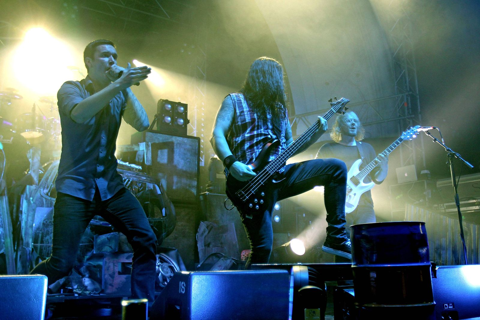 EINMALIGE VERWENDUNG Heaven Shall Burn/ Metal Band