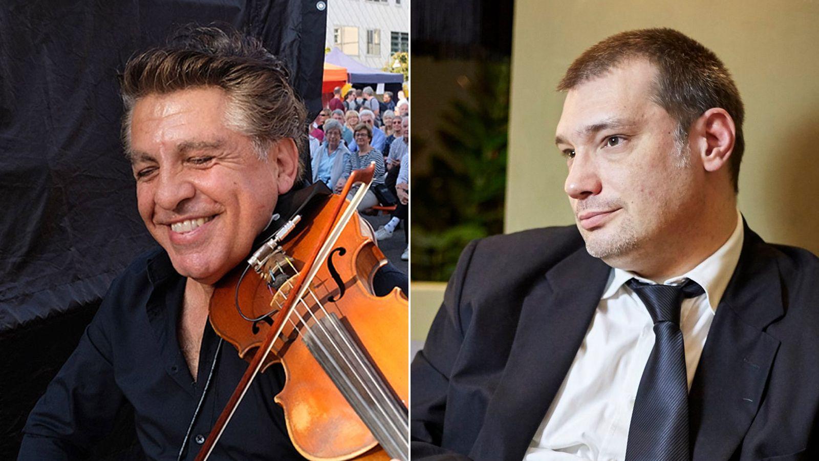 Markus Reinhardt & Marko Knudsen KOMBO