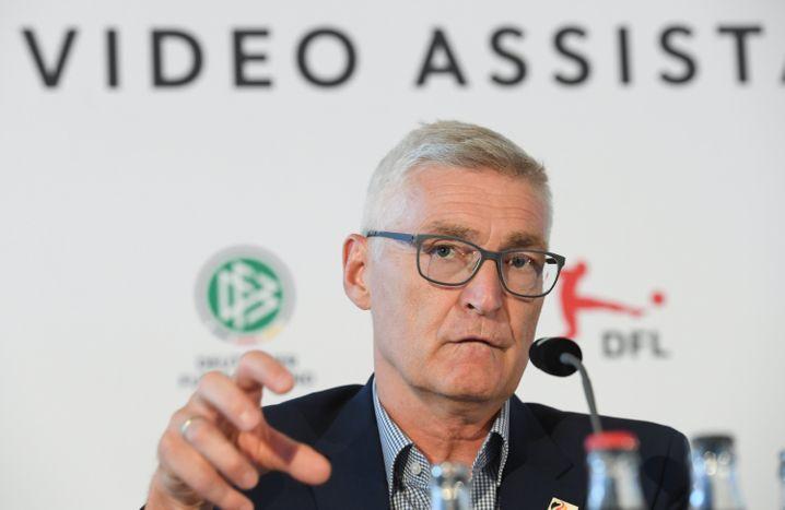 DFB-Schiedsrichter-Obmann LutzFröhlich