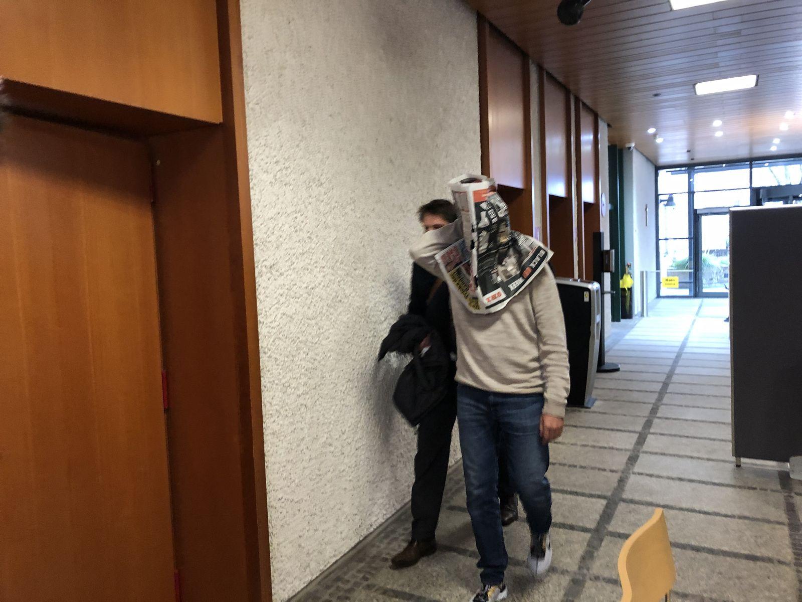 Wissam Remmo verurteilt in Erlangen