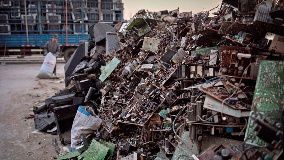 Elektroschrott in China