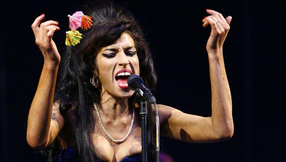 Nach peinlichem Auftritt: Amy Winehouse sagt Europa-Konzerte ab