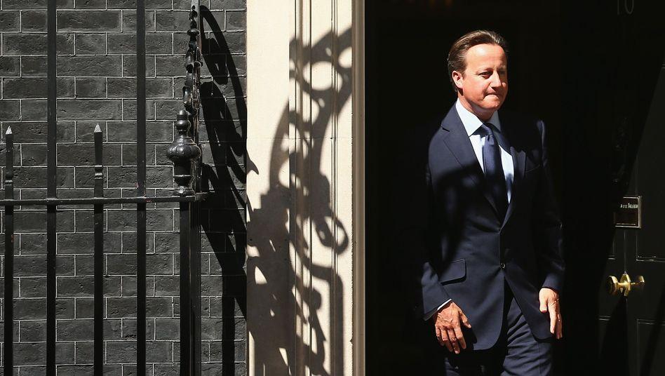 """Druck auf den """"Guardian"""": Cameron soll Schikanen angeordnet haben"""
