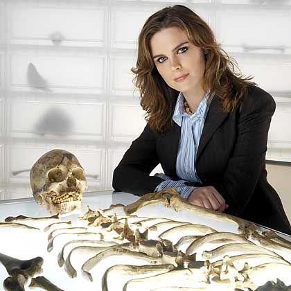 """""""Bones""""-Star Dr. Temperance Brennan (Emily Deschanel): Ein Knochenjob"""