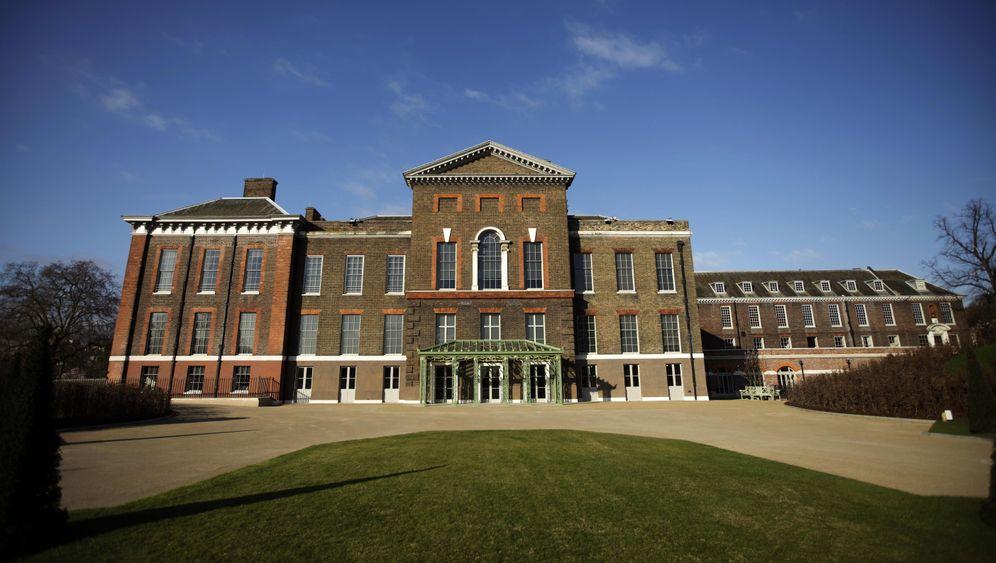 Kensington-Palast: Die Heimat des Prinzen