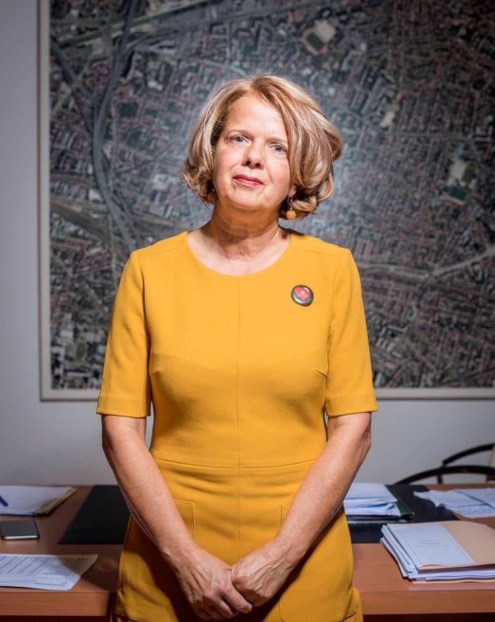 Bürgermeisterin Sylvine Thomassin: So viele Totenscheine in so kurzer Zeit