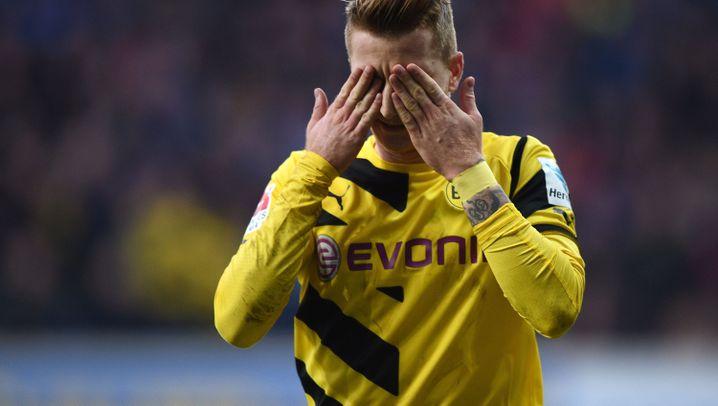 Marco Reus: Begehrter BVB-Star