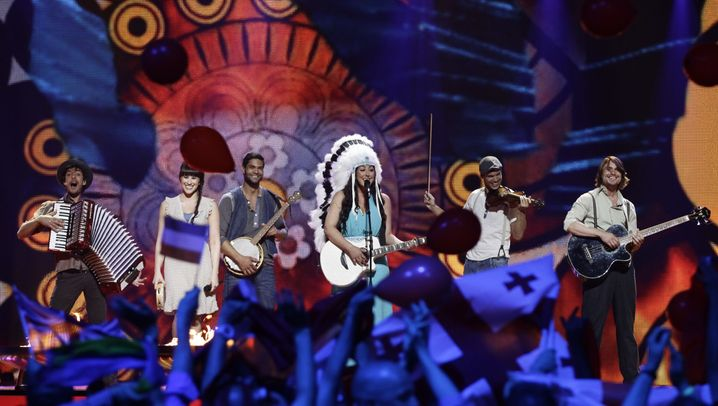 Photo Gallery: Pursuing the Eurovision Crown