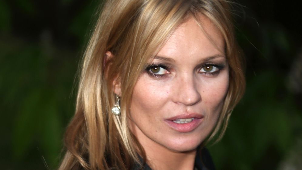 Kate Moss: Model mit Störfaktor