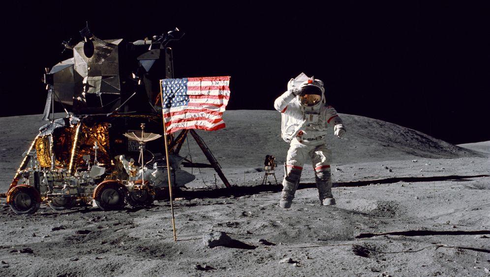 Sportfest im All: »Ich war nah dran, mich auf dem Mond umzubringen«