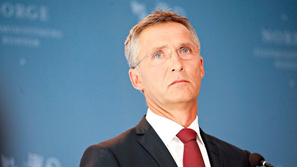Stoltenberg vor Rücktritt: Norwegens Regierungschef gesteht Wahlniederlage ein