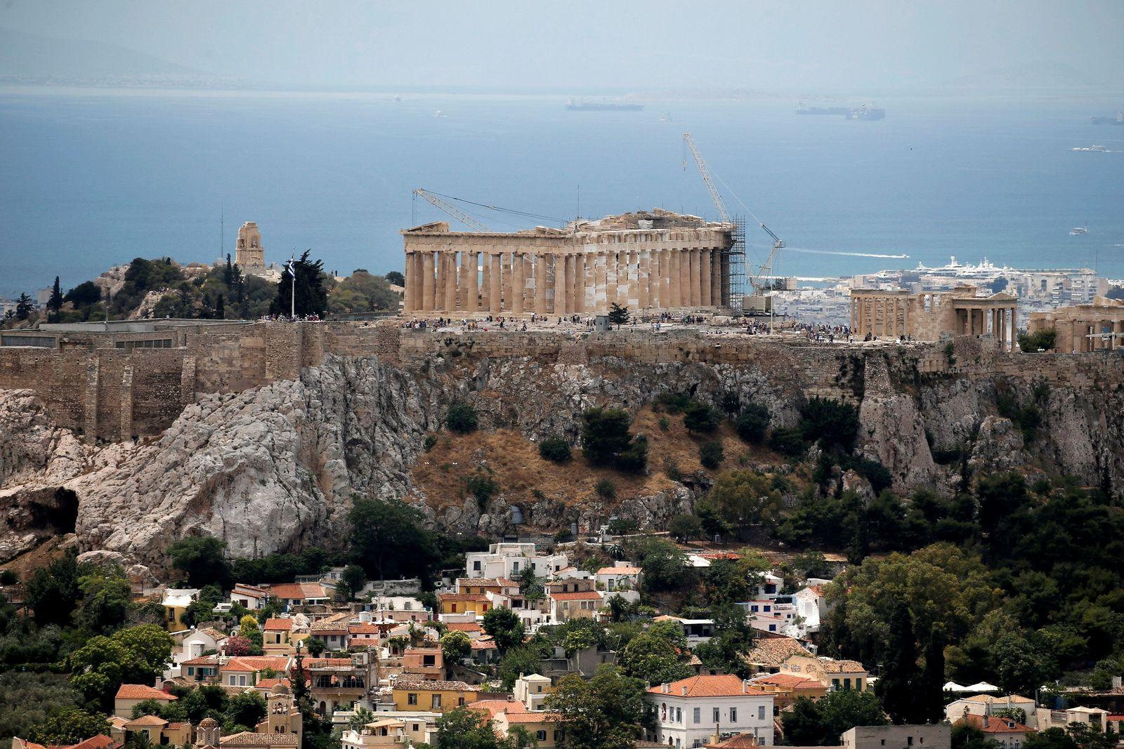 GREECE-TOURISM/