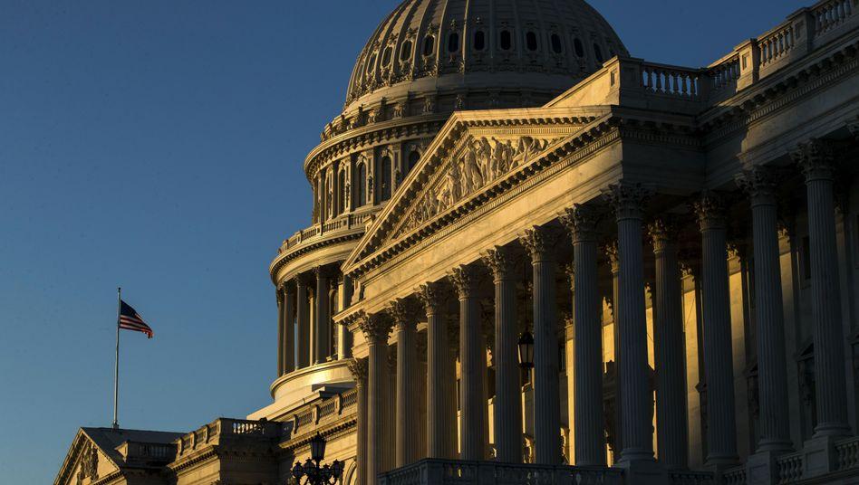 Schauprozess auf dem Capitol Hill - mit vorbestimmtem Ausgang
