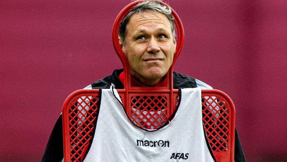 Oranje-Coach van Basten: Als Assistent zur Elftal zurück