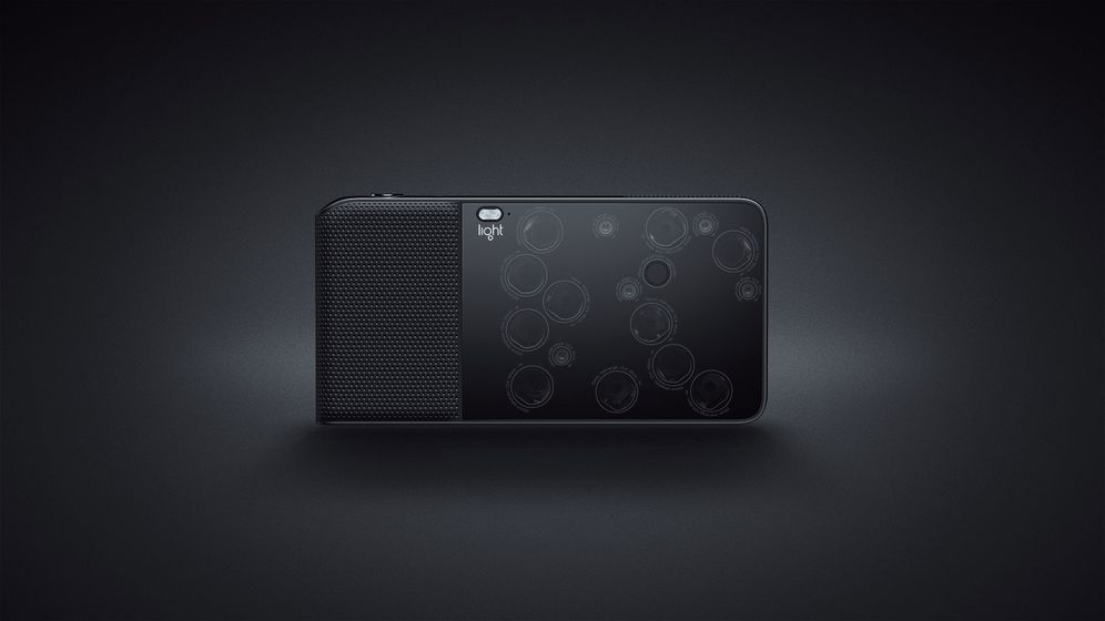 Light L16: Eine Kamera mit 16 Objektiven
