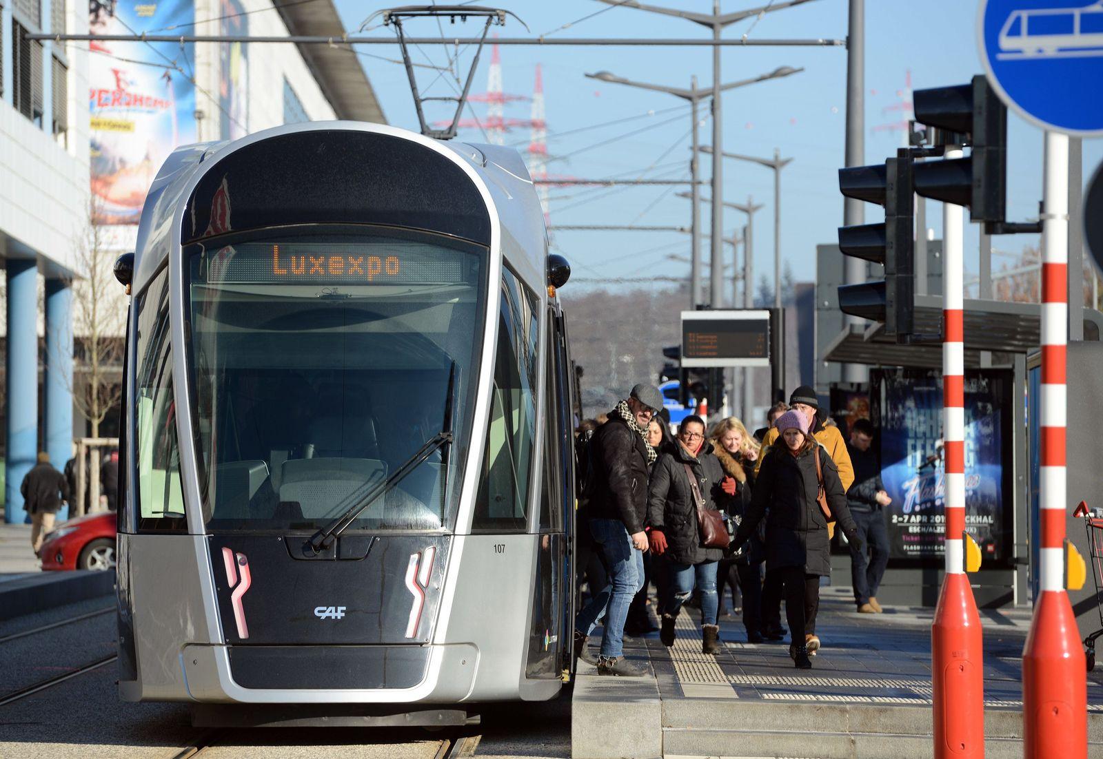Luxemburg macht Bahn und Bus kostenlos