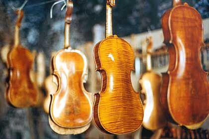 """Stradivari-Geigen: """"Eine endlose Liebesgeschichte"""""""
