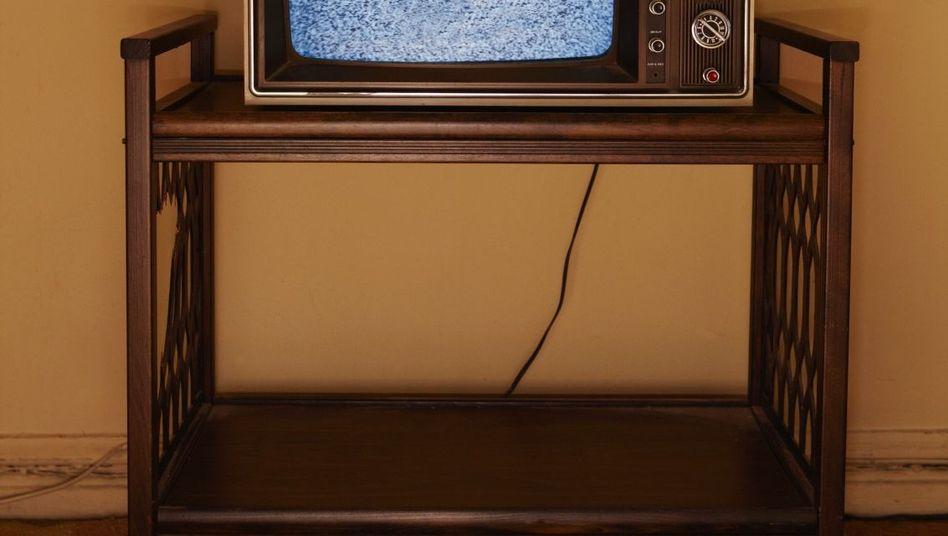 Altmodischer Fernseher: Film- und Fernsehproduktionen der vergangenen 60 Jahre auf Abruf