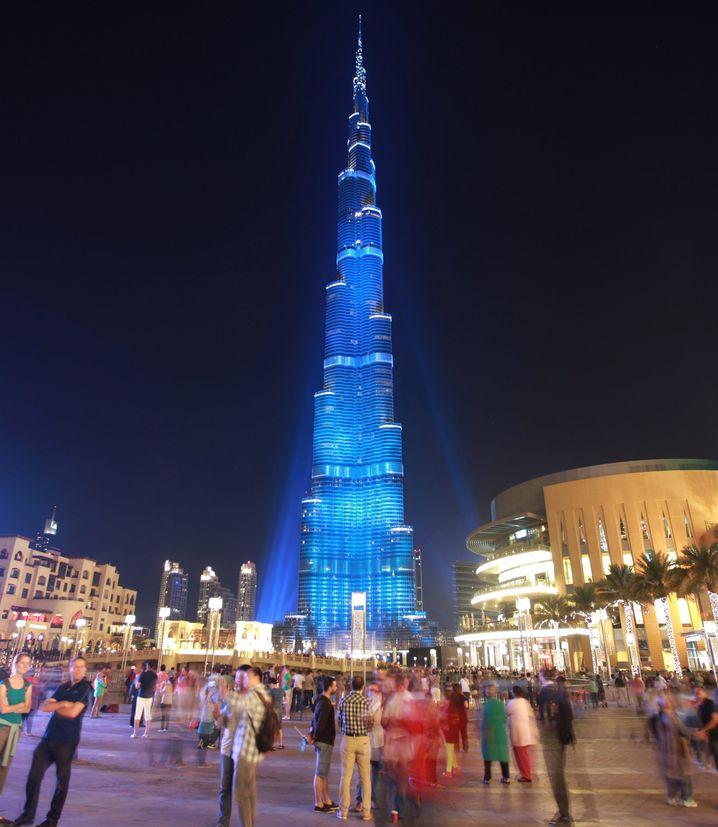 Burdsch Chalifa: Ultimative Demütigung für Dubais Herrscher