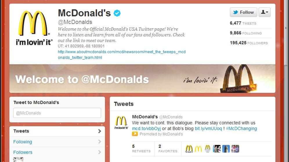 Neues Twitter: Startseite für das soziale Web