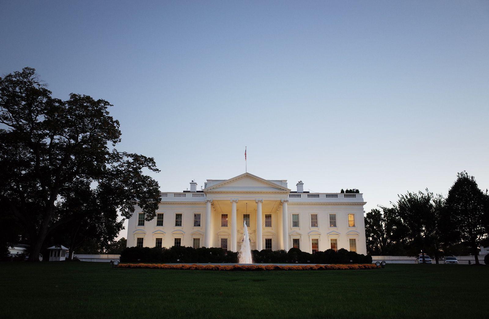 US-POLITICS-FEATURE-WHITE HOUSE