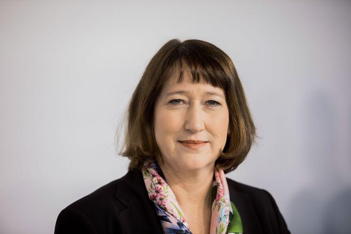 """VDA-Chefin Hildegard Müller: """"Die Industrien sind unterschiedlich stark von der Krise betroffen"""""""