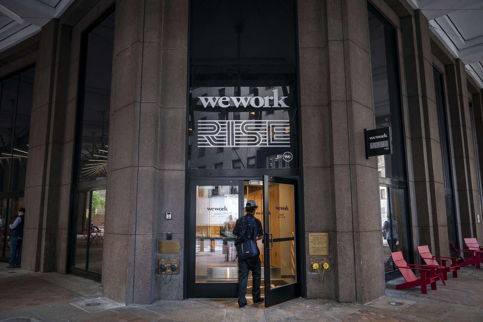 Start-ups/ WeWork
