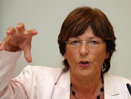 """Gesundheitsministerin Schmidt: """"Bezug zur Realität verloren"""""""