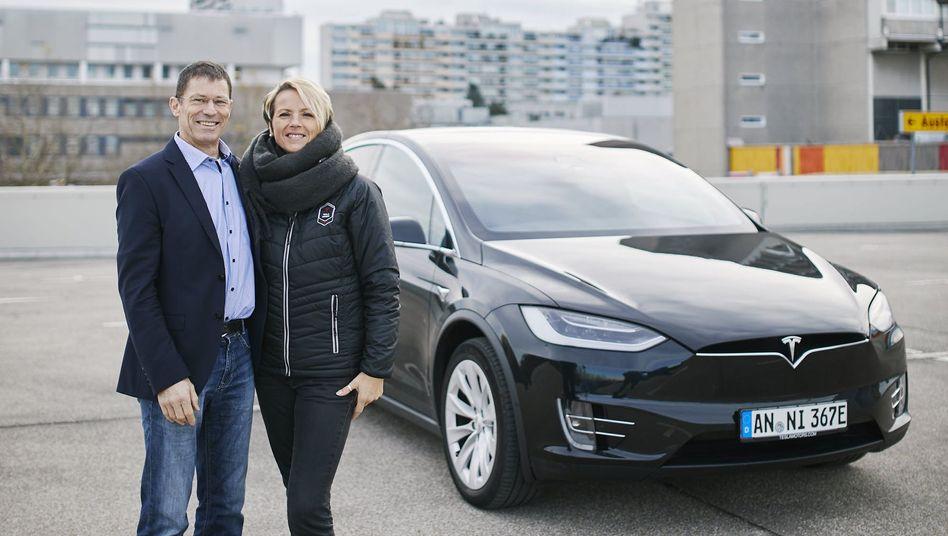 """Unternehmer van Rinsum, Kindlein: """"Sie parken falsch"""""""