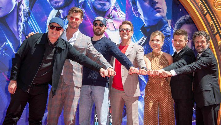 Marvel Cinematic Universe: Kevins Helden-Haus