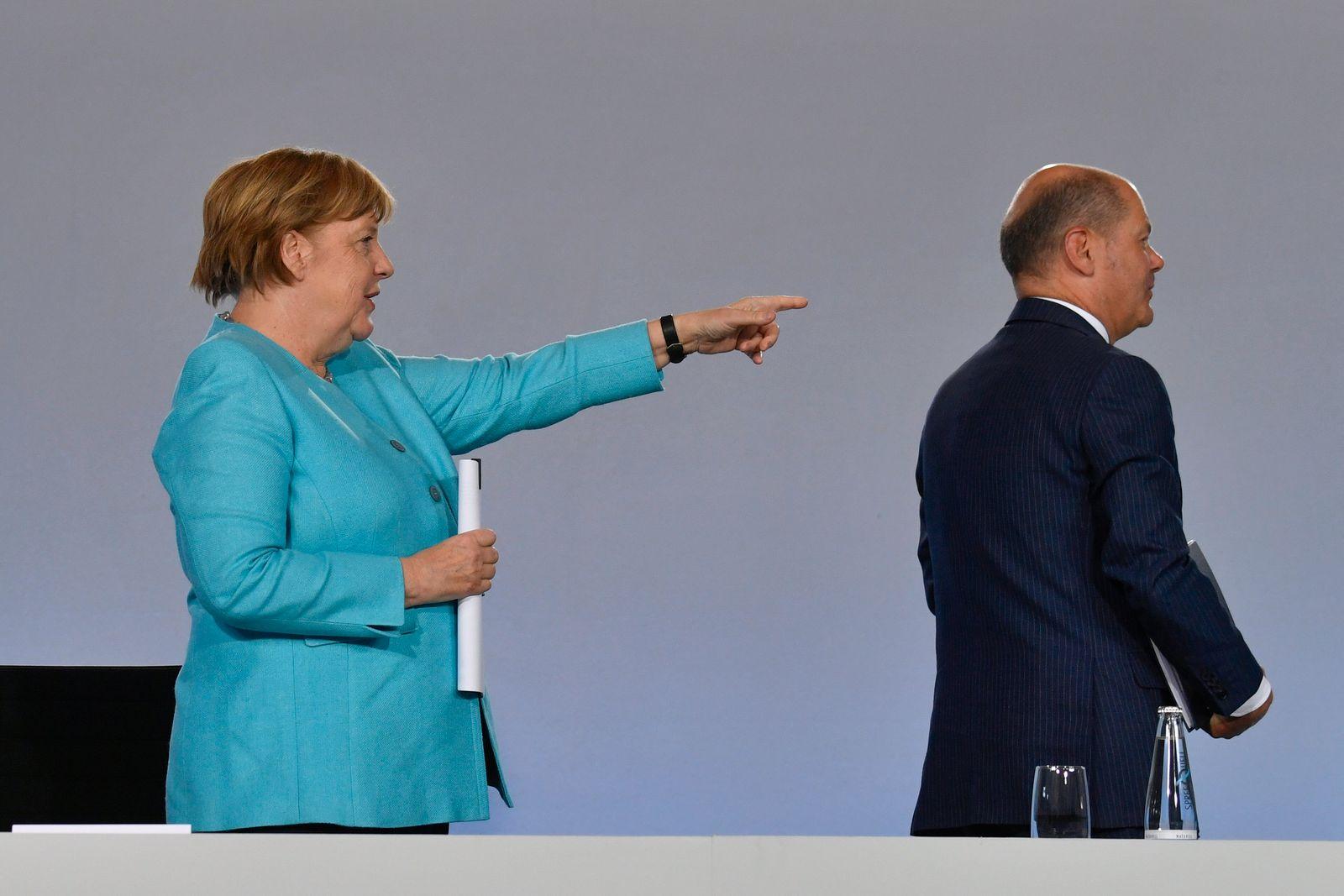 Pk nach Beratungen der Koalitionsspitzen