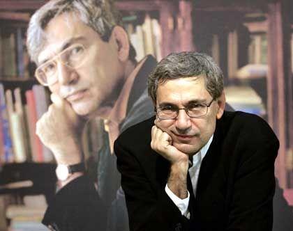 Schriftsteller Pamuk: Favorit für den Nobelpreis