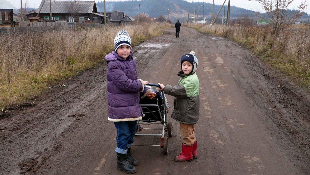 Russisches Landleben: Im Schatten des Ural
